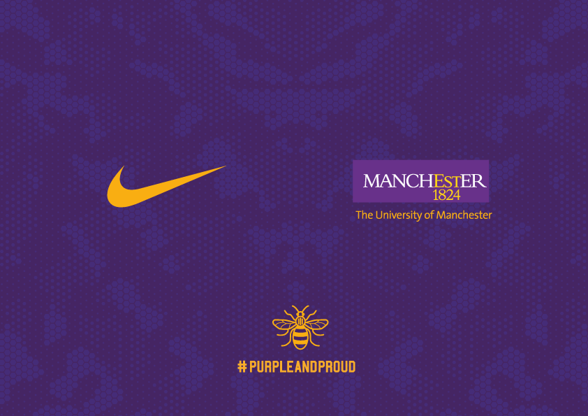 Nike become supplier for UoM Sport