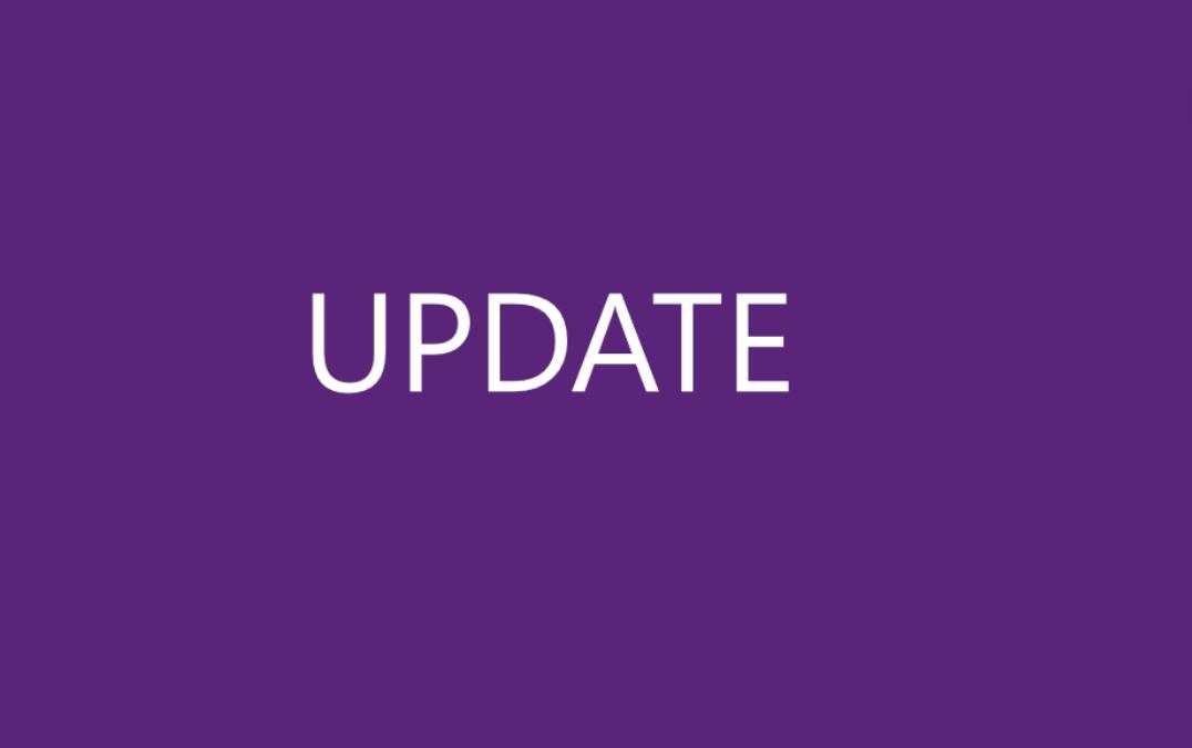 Armitage Sports Centre Spectator Update