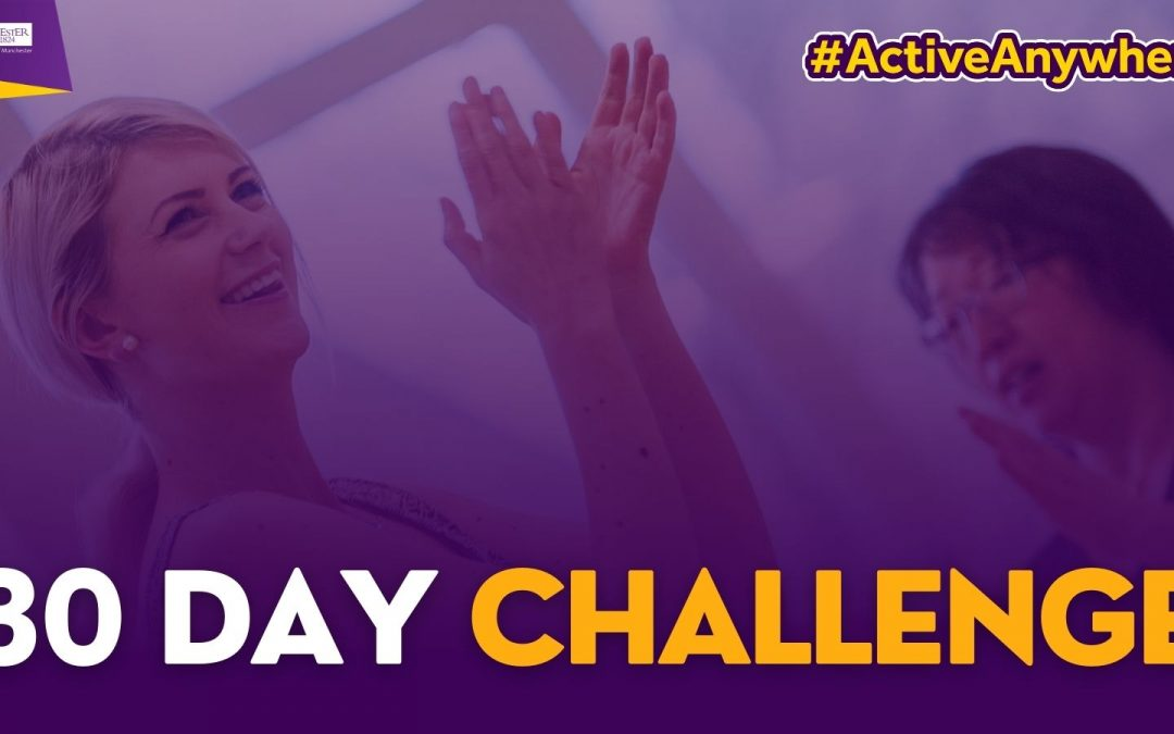 UoM Sport Launches 30 DAY Challenge