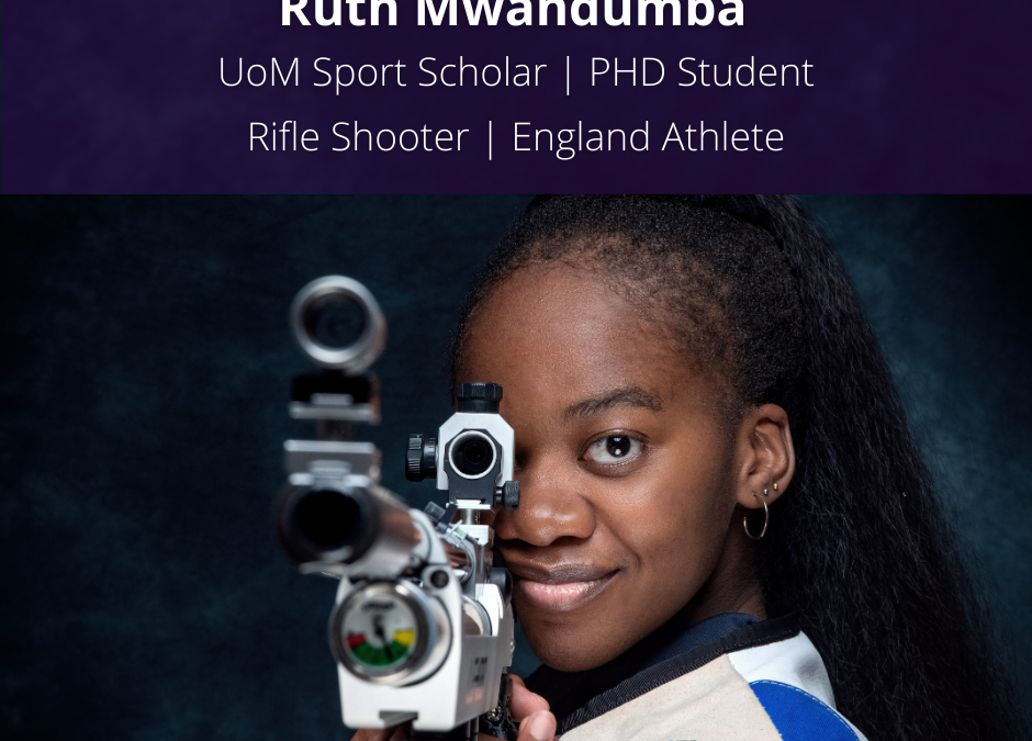 Ruth Mwandumba – UoM Sport Scholar