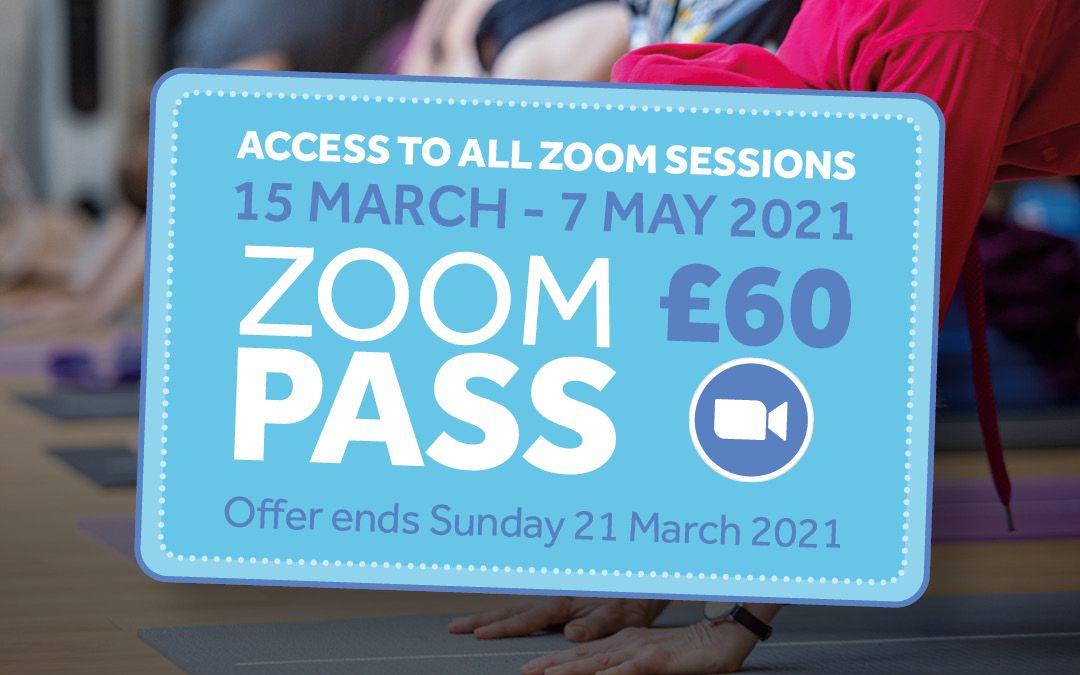 Zoom Class Pass